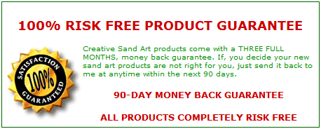 Creative sand art best quality sand art products with an it will build your childs confidence and self esteem sand art will also assist to improve development areas and is recommended to address certain problems solutioingenieria Choice Image