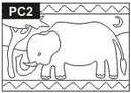 PC2 - ELEPHANT - SANDART