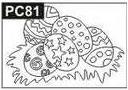 PC81 - EASTER POSTCARD - SANDART