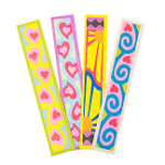 Sand Art Bookmarks
